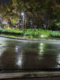 雨が降ると寒いですね☂